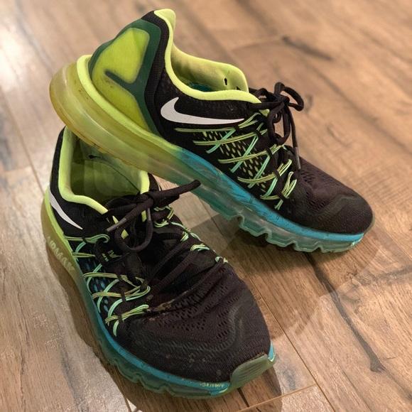 da1582b140a2 Nike Air Max Training Running Shoe. M 5bf0e93f7386bcad33e119a8